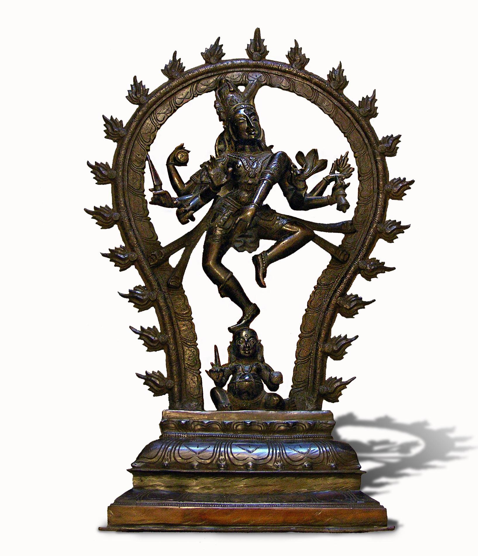 Šiva Nataradža – Král tance
