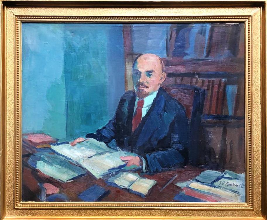 Barnet Josef Václav – Lenin
