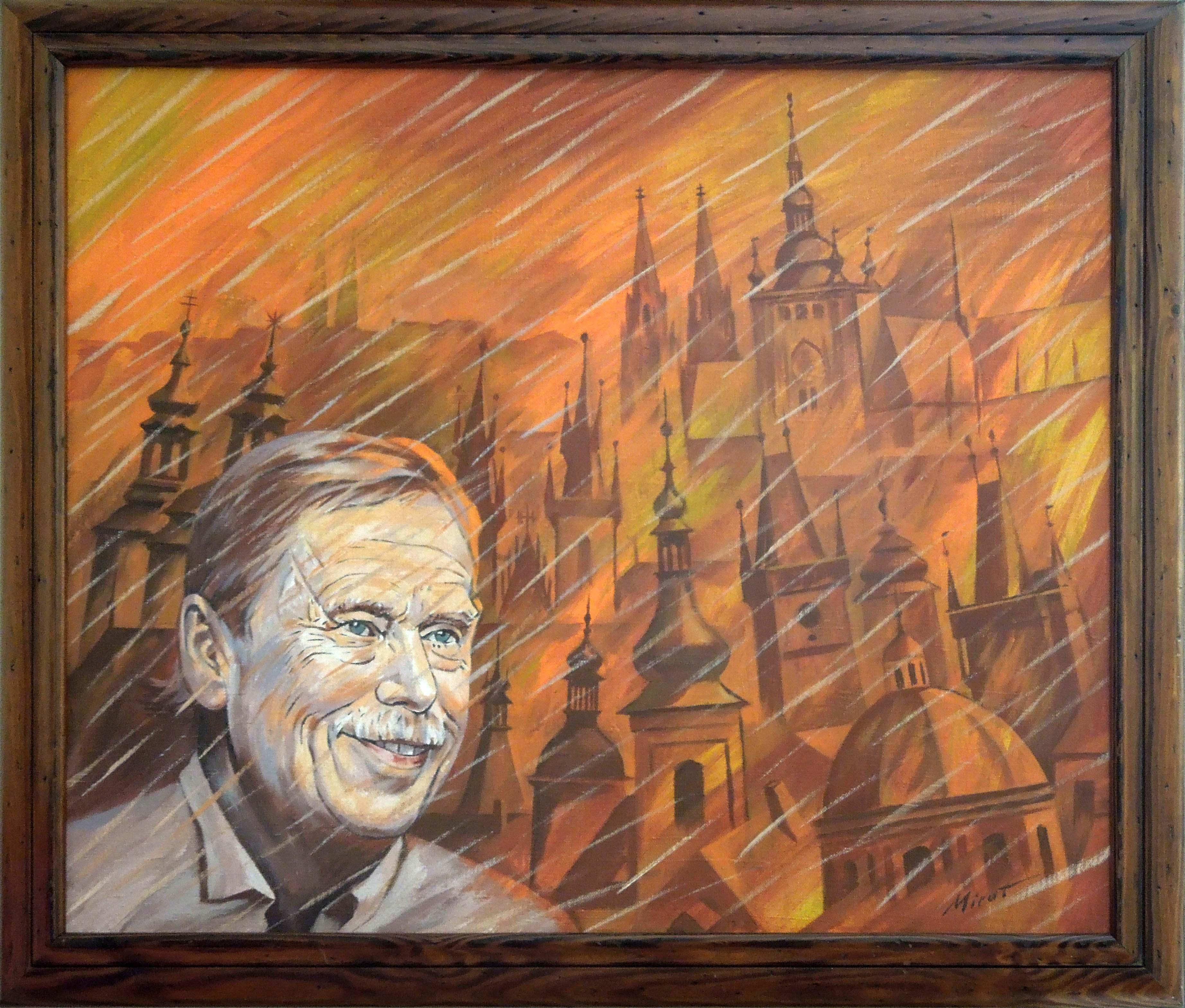 Mirat Urazajev, Václav Havel