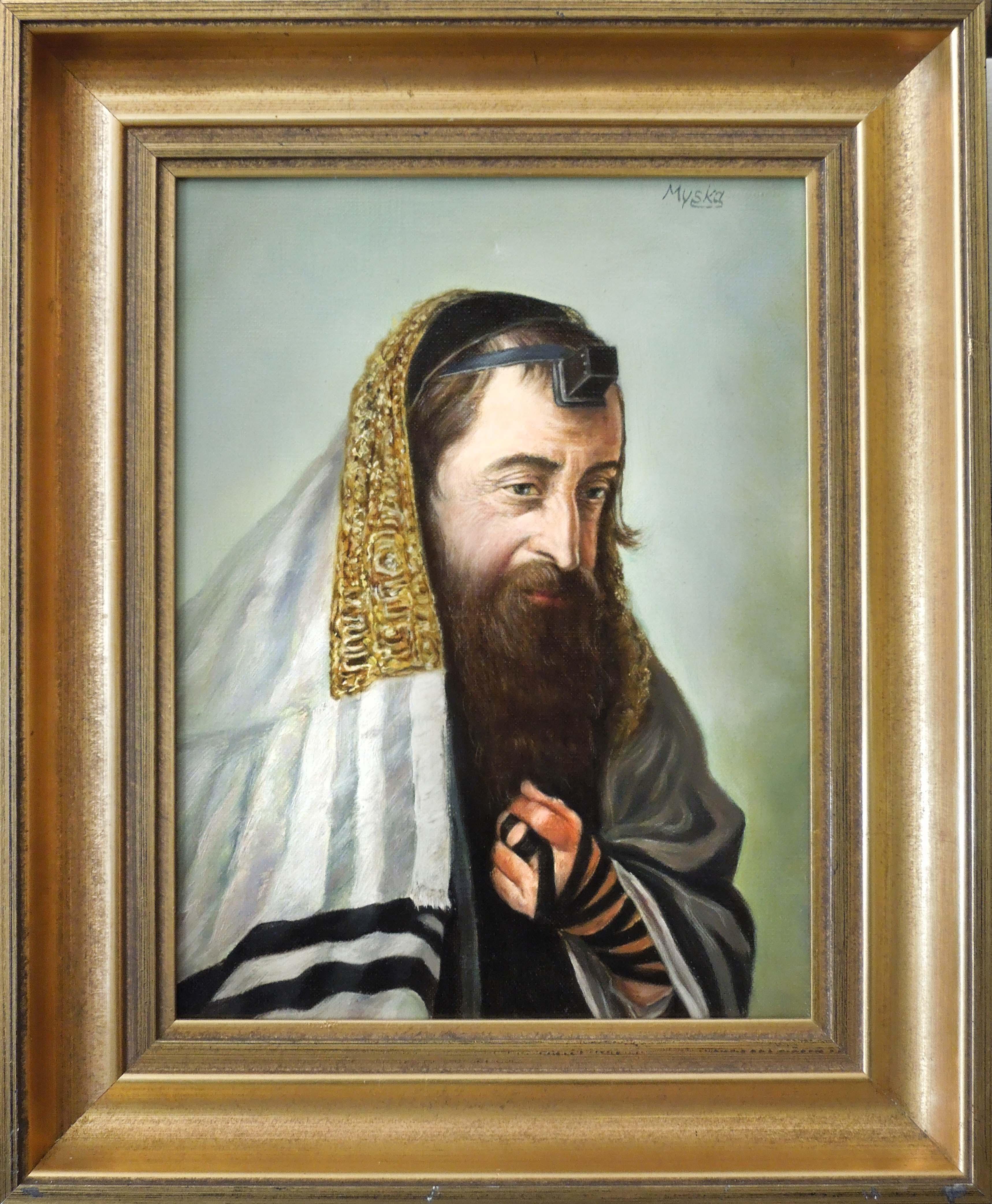 Rabín, Myska