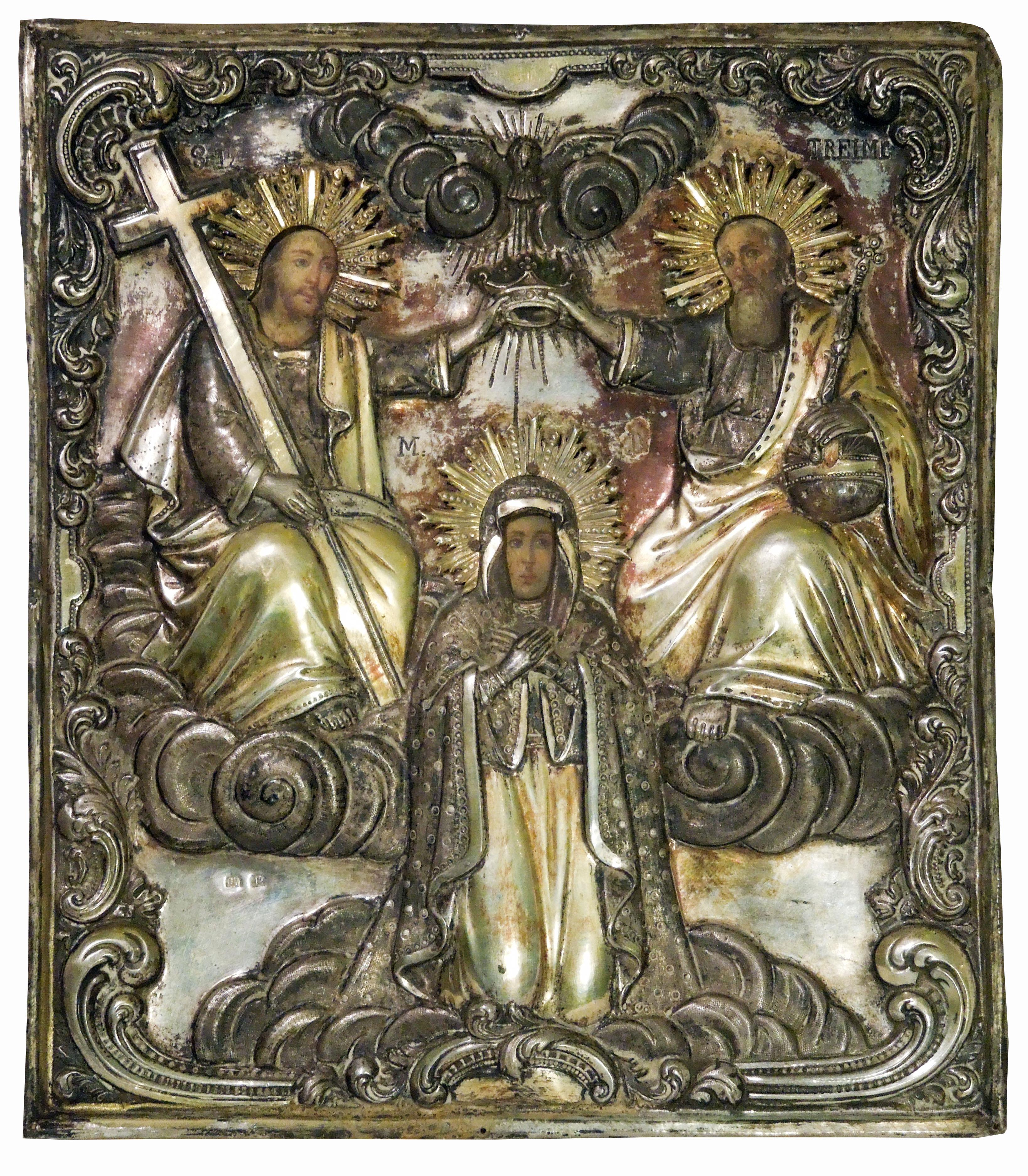 Korunovace Panny Marie