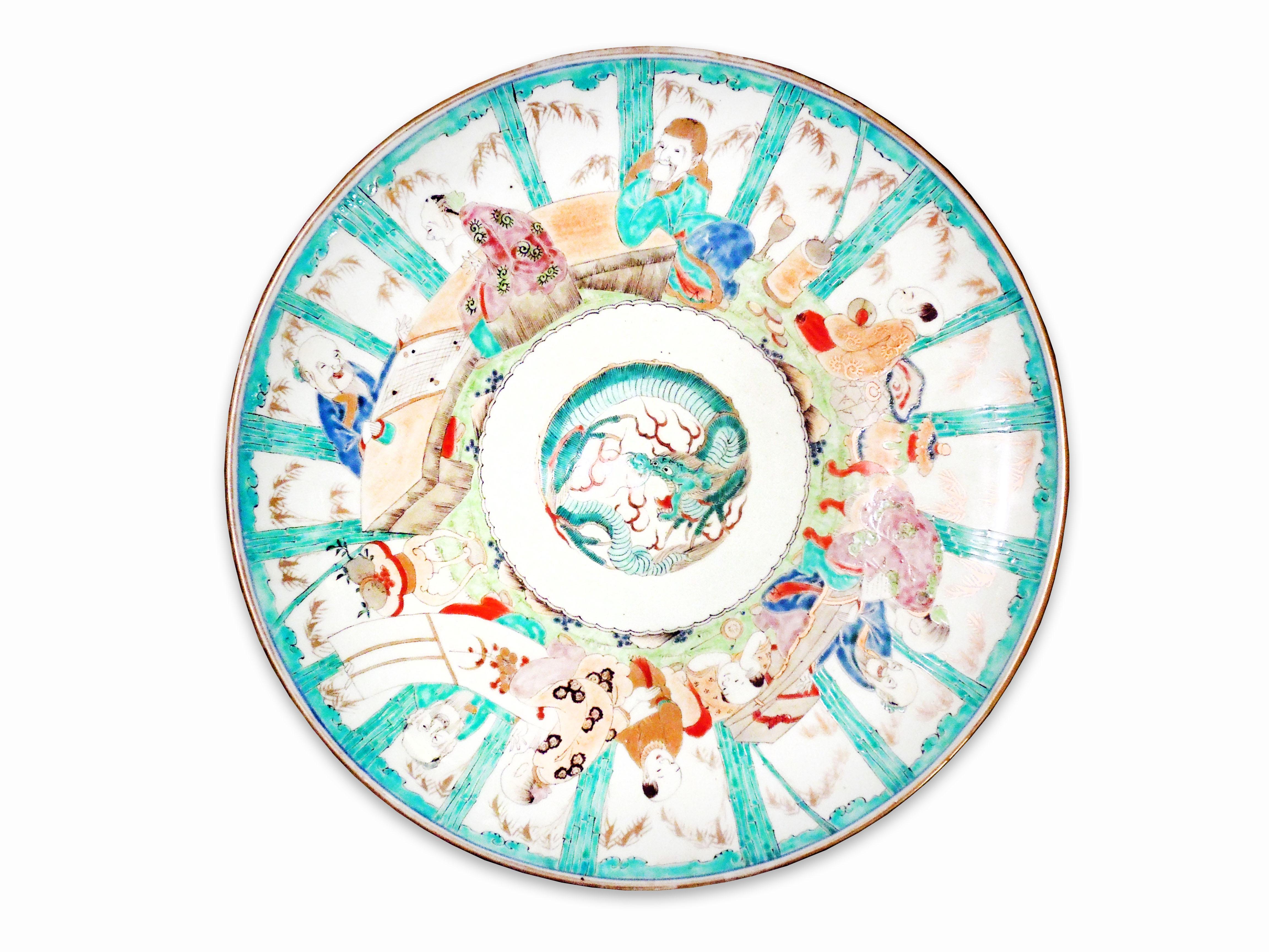 Čínský talíř