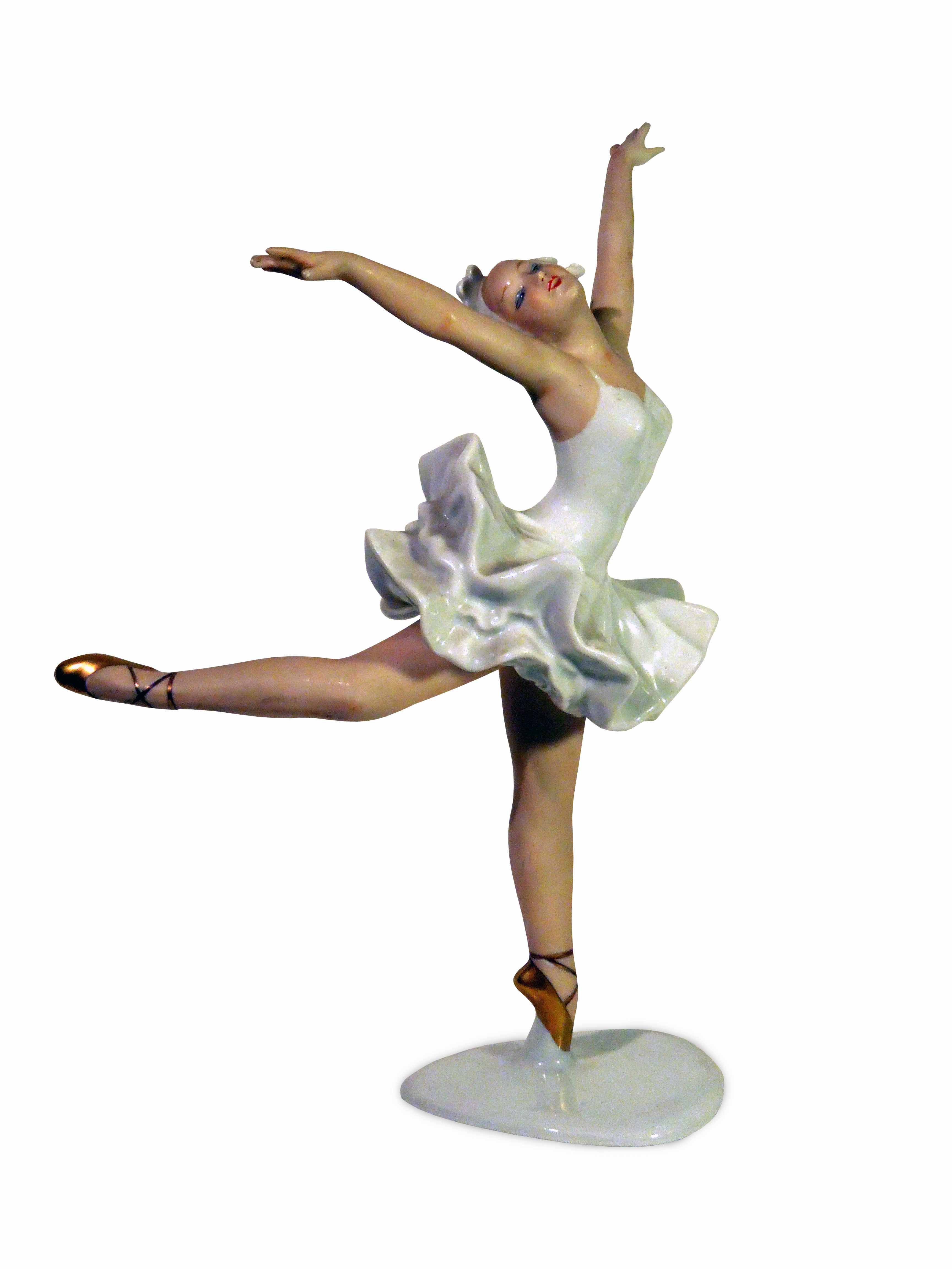 Baletka zn. Wallendorfer