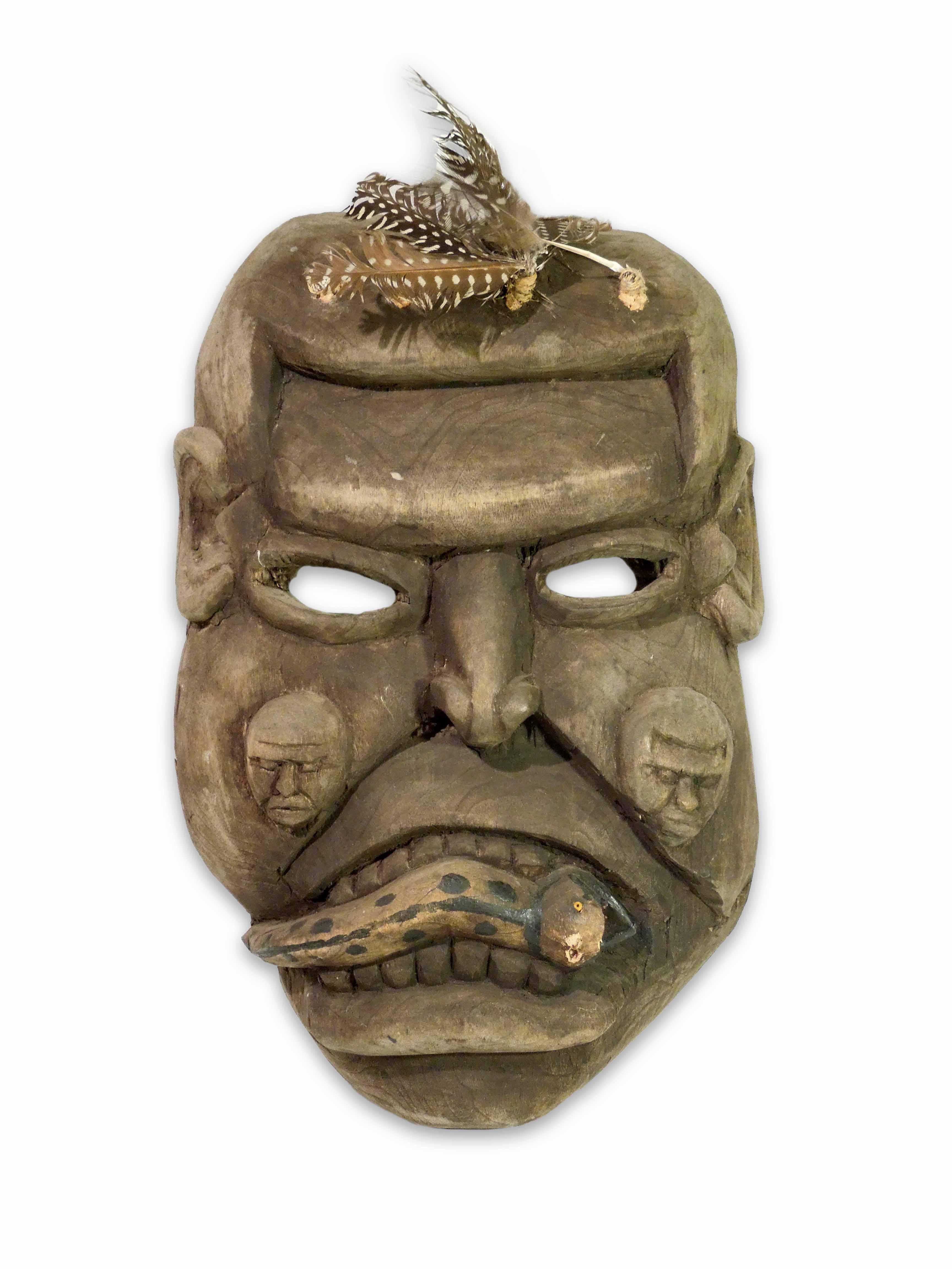 Nigerijská maska