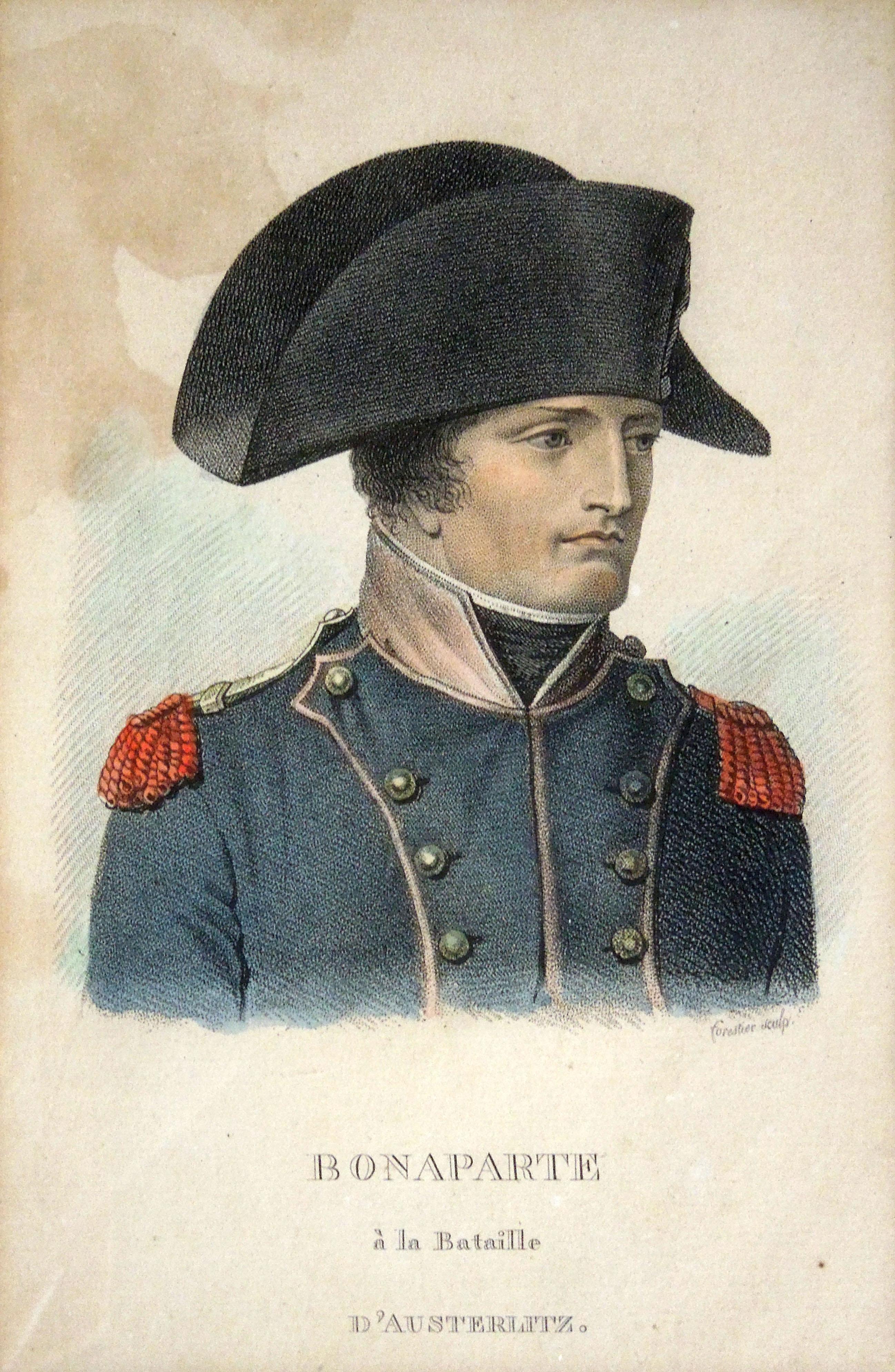 Napoleon, litografie