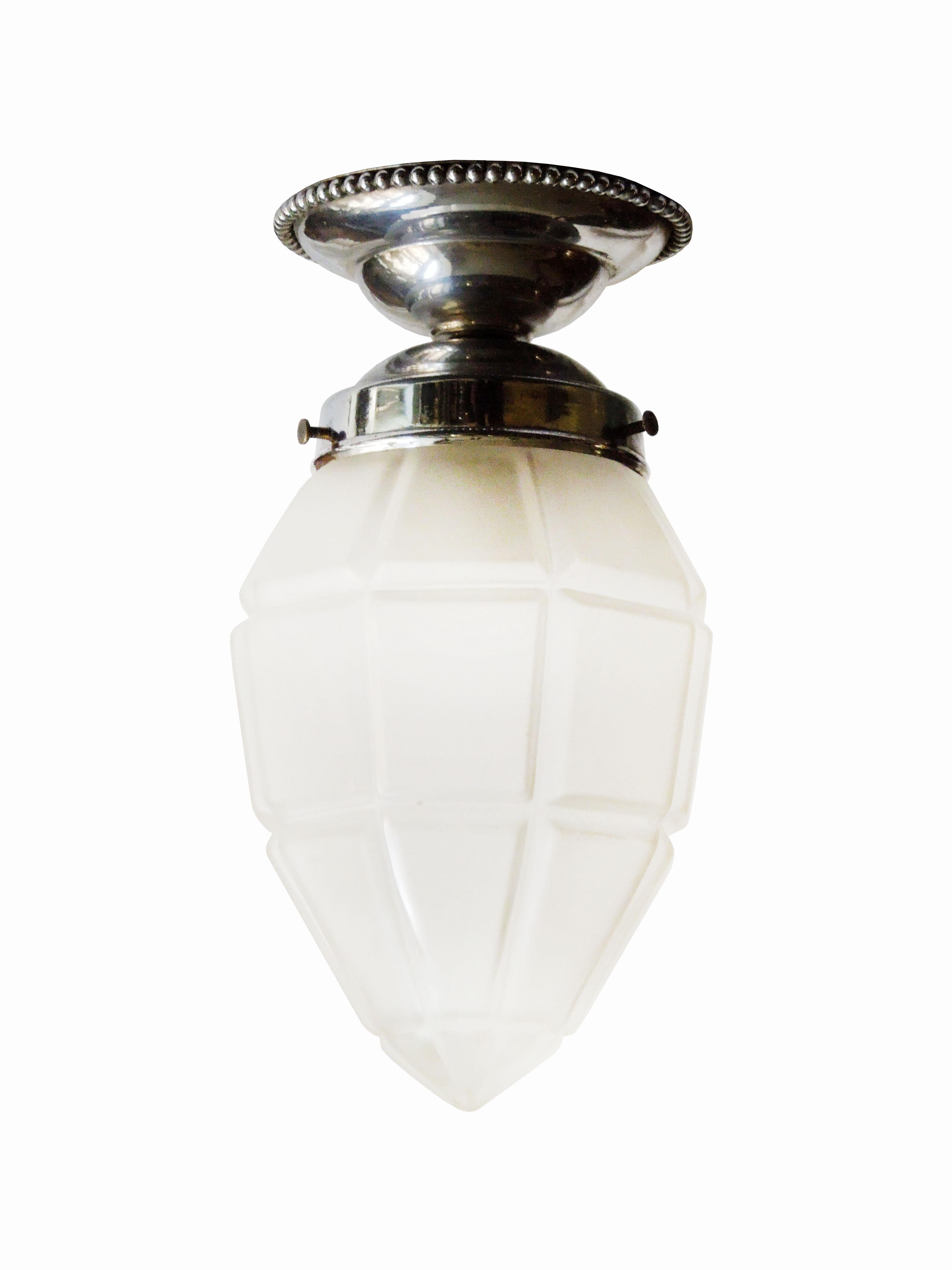 Stropní svítidlo Art Deco