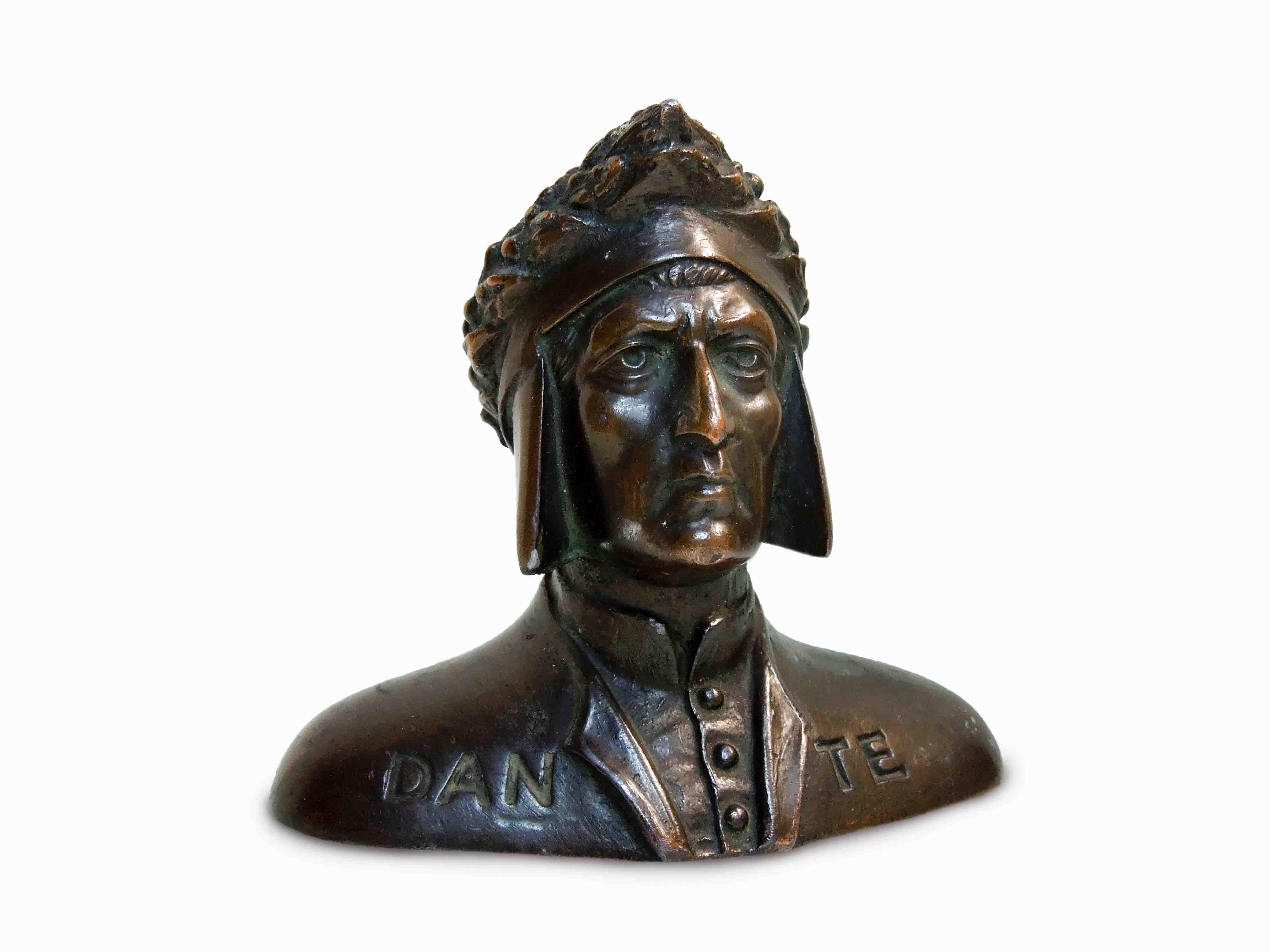 Busta Dante Alighieri