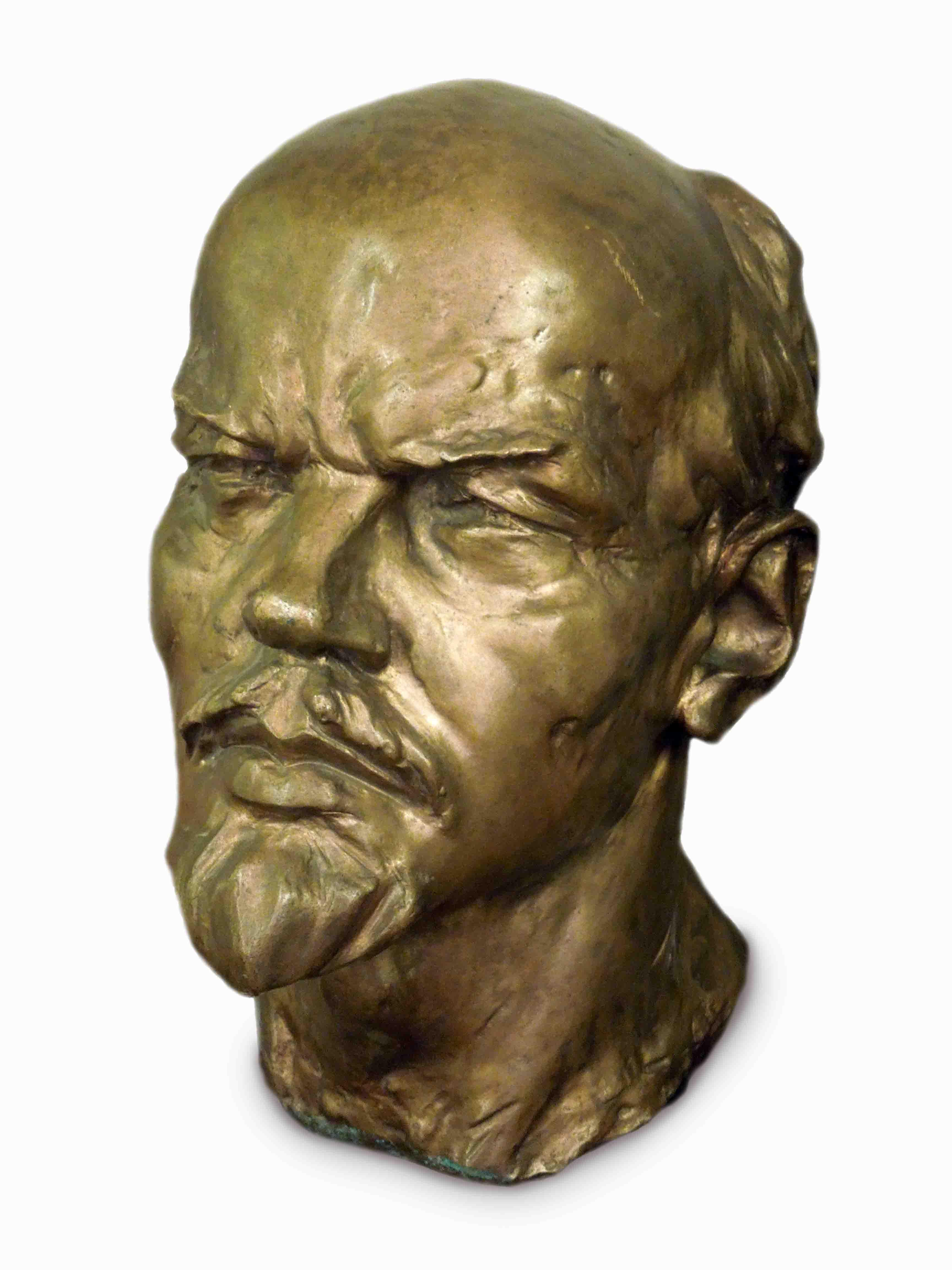JAN LAUDA, V. I. Lenin