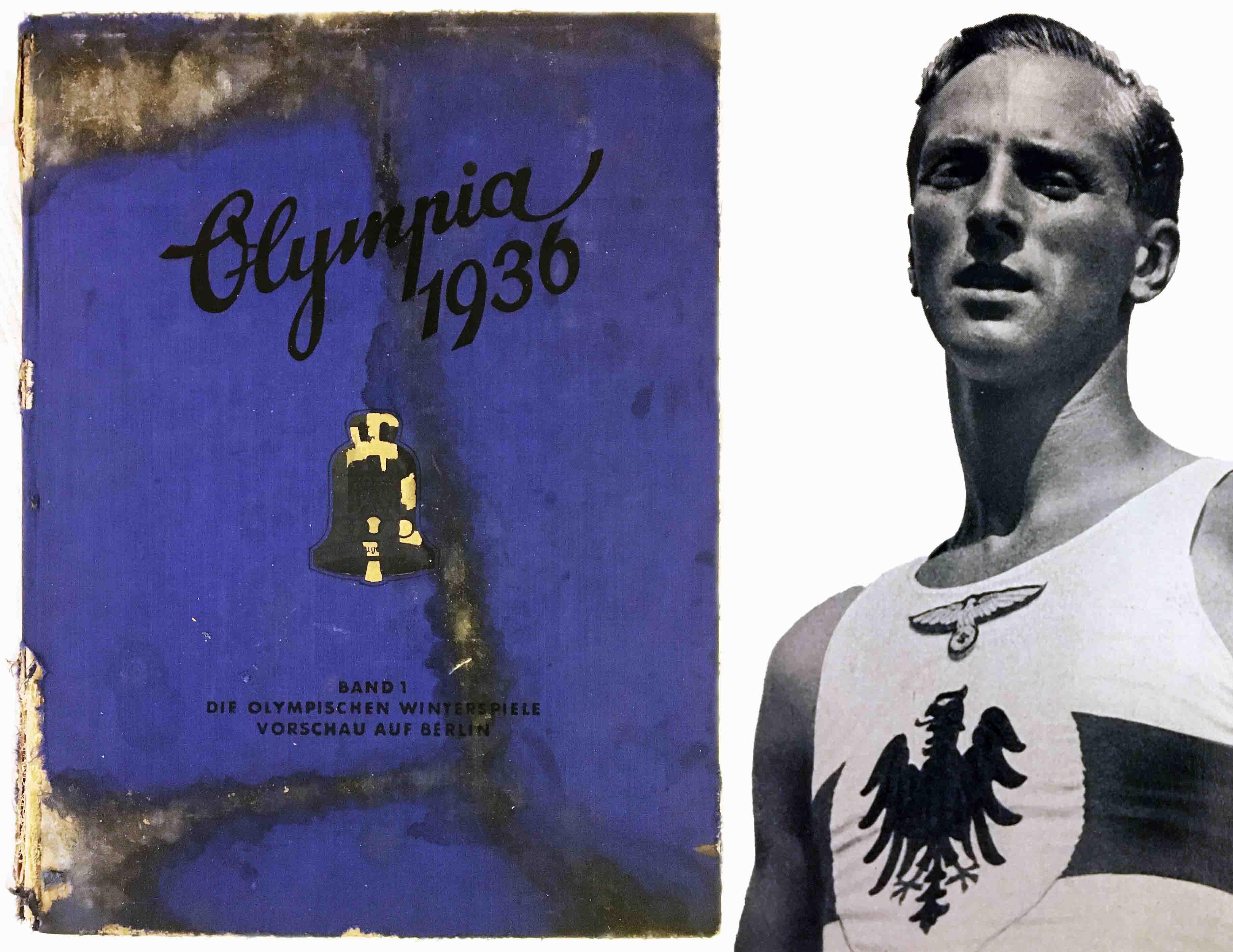 Kniha XI. Olympijské hry v Berlíně 1936 (1)