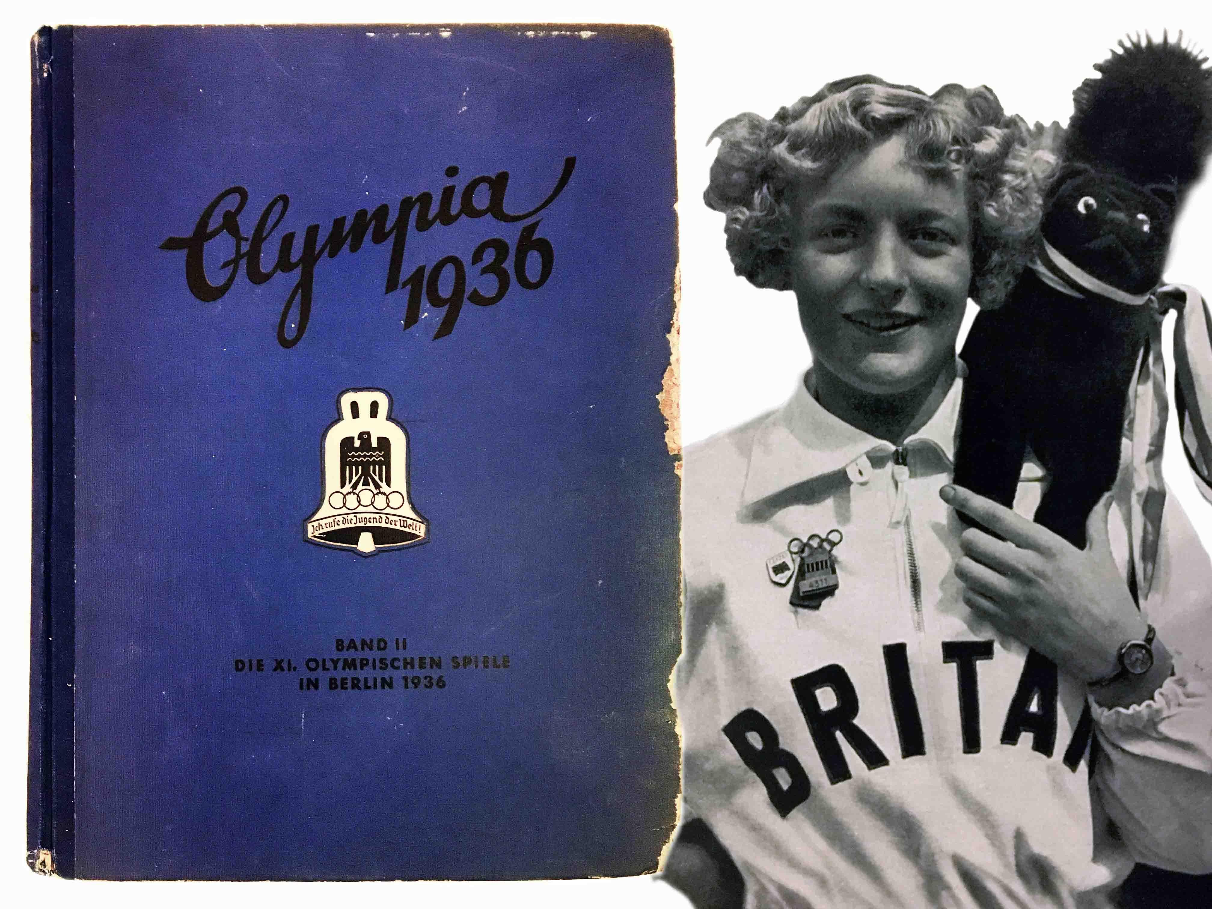 Kniha XI. Olympijských her v Berlíně roku 1936 (2)